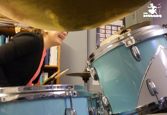 Cours de batterie Pro Drumming