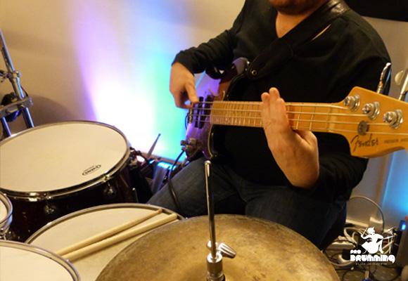 cours et stages de batterie Pro drumming