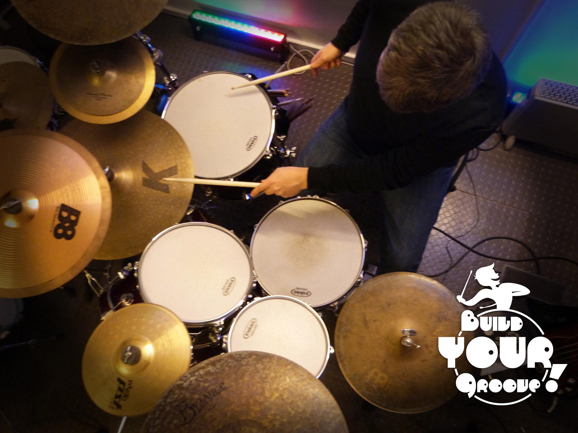 Pro Drumming - cours de batterie 34