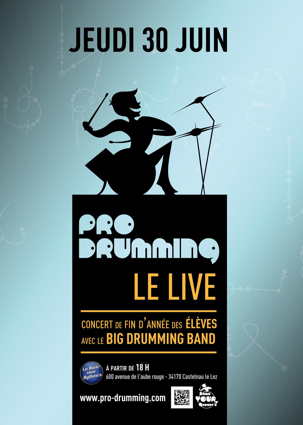 pro-drumming_affiche_live-2016